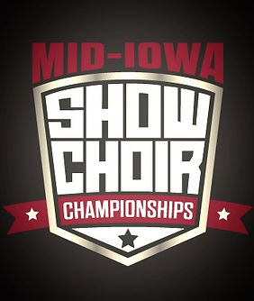 Mid-Iowa Show Choir Championships Logo