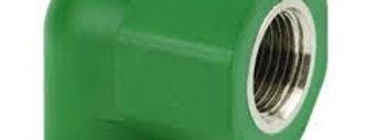 "JOELHO 90º COM ROSCA F PPR DN20 X 1/2"""