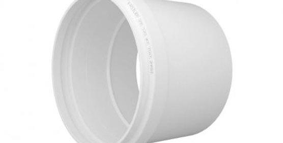 LUVA SIMPLES PVC ESGOTO DN50