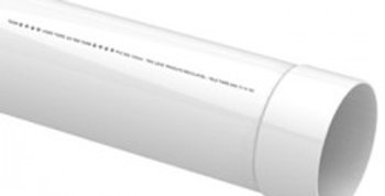 TUBO PVC ESGOTO LEVE DN250 X 6M