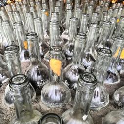 Bottles Sauna