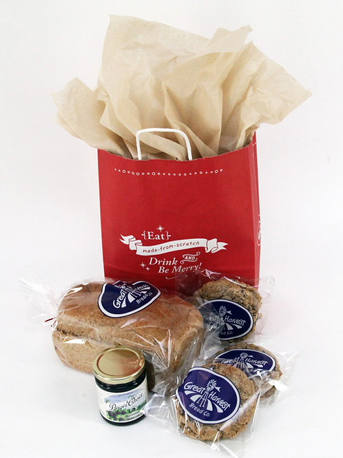 Gift of Bread and Cookies