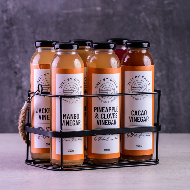 Crafted Vinegars