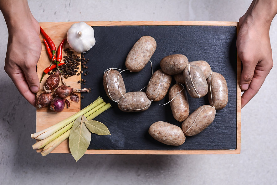Spiced Lechon Longganisa - MODERN TRADITION