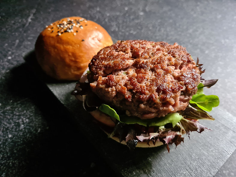 TITA SAM - Signature Blend Burger Patty