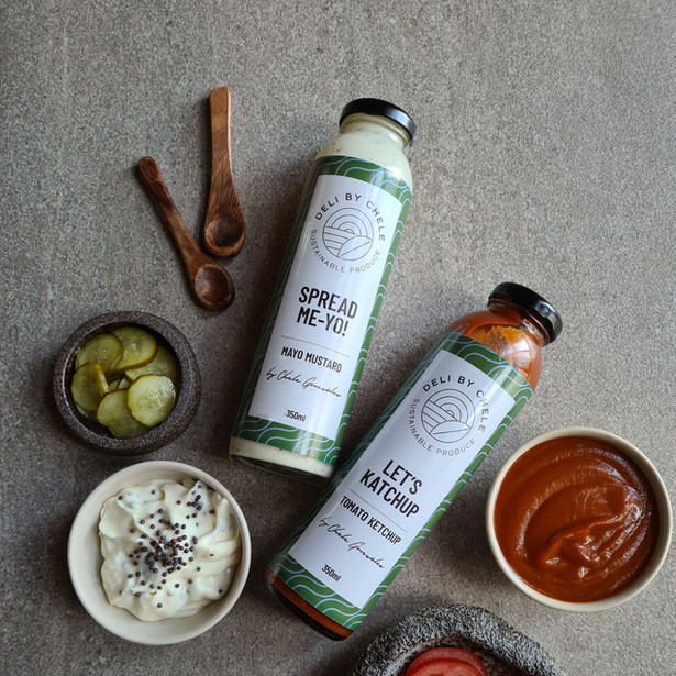 Homemade Sauces & Dips