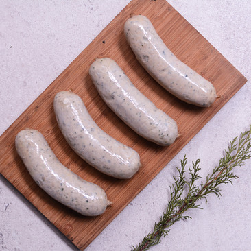 Sustainable Sausages