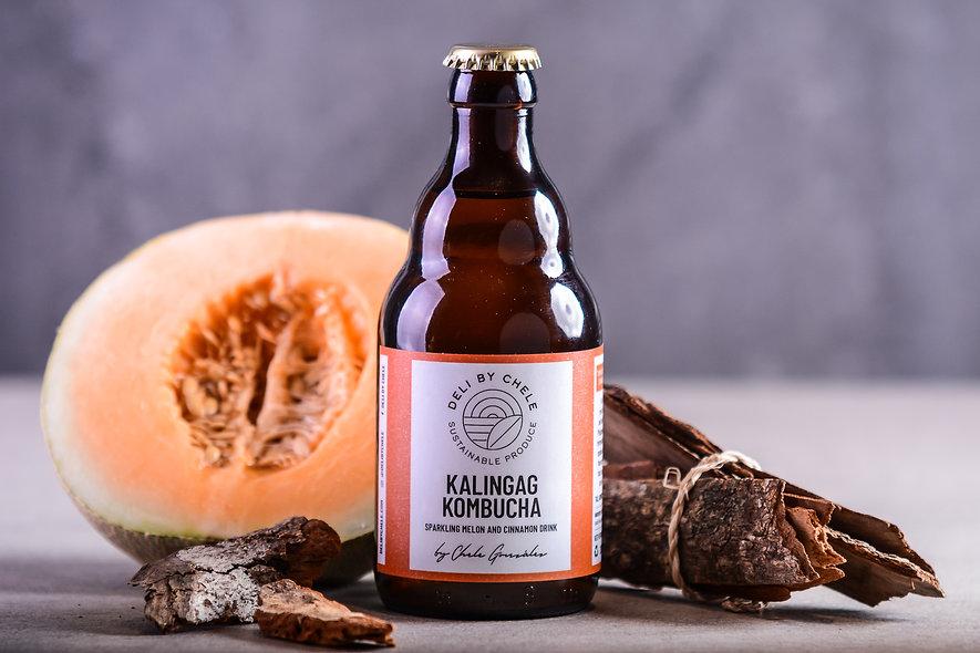 KALINGAG KOMBUCHA - Sparkling Melon &Cinnamon Drink