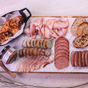 Pastramis & Assorted Charcuterie