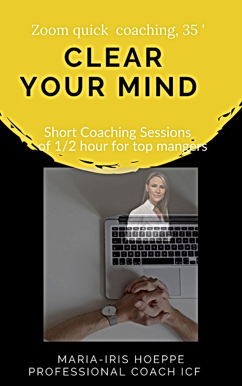 clear your mind en coaching top manageri