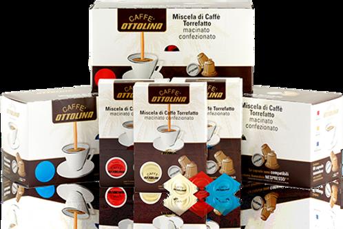 Caffè Ottolina Caps Audace 60er Packung