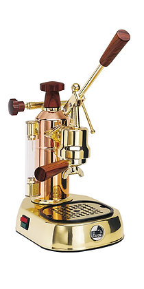 "La Pavoni Europiccola Kupfer / Gold ""High Design"""