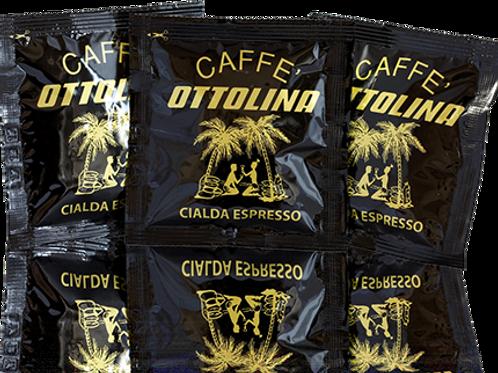 Caffè Ottolina E.S.E Pods, 150 Stück