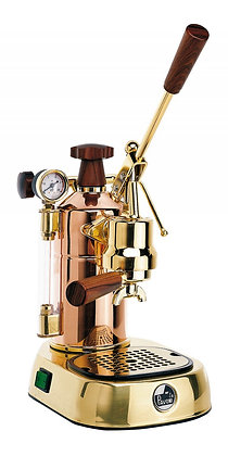 "La Pavoni Professional Kupfer / Gold ""High Design"""
