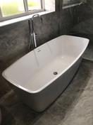 Jacuzzi Freestanding Bath