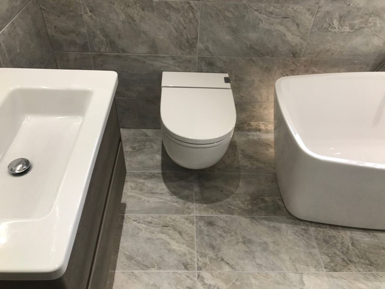 Fully Fitted Bathroom