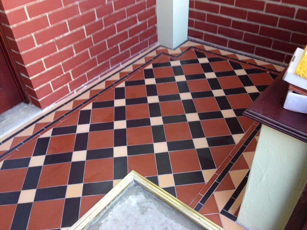 Victorian floor tiles 1 uk harp ceramics victorian floor tiles original style edinburgh dailygadgetfo Images