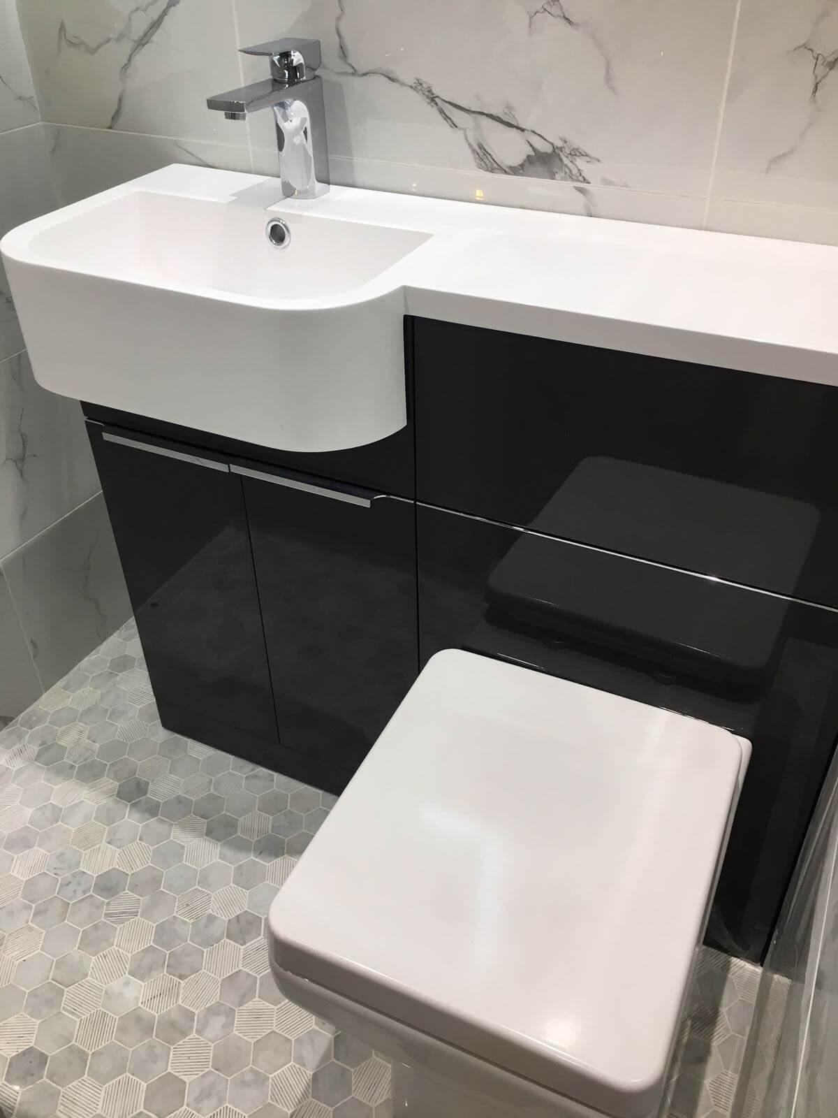 Ensuite Bathroom Installers Lancashire UK