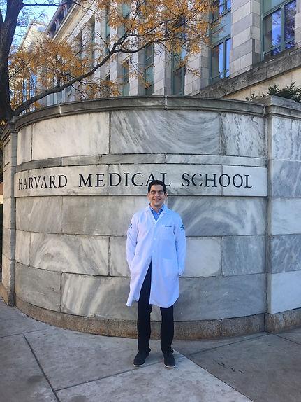 Estágio em Harvard