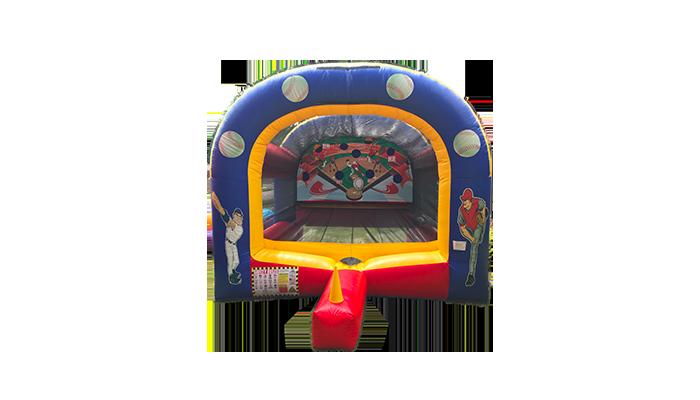 Baseball Inflatable Game