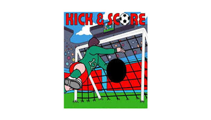 Kick and Score Soccer Game
