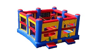 Octodome 4in1 Combo Bouncer