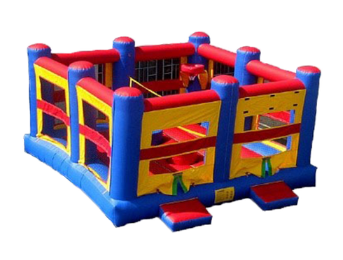 Octodome 5-in-1 Ultimate Combo Bouncer