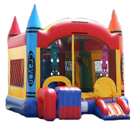 Crayon 5in1 Combo Bouncer