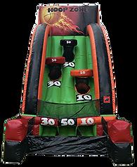 Hoop Zone Basketbal Inflatable Game