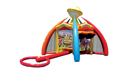 5in1 Junior Sports Games Inflatable