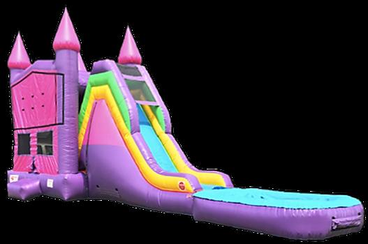 Combo Wet/Dry Slide
