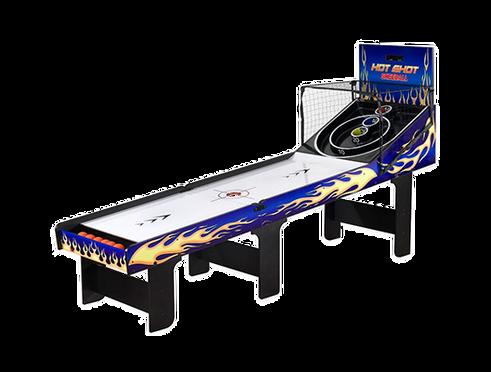 Hot Shot Skeeball Game