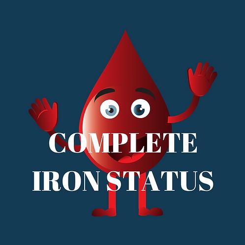 Complete Iron Check