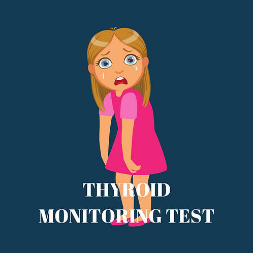 Thyroid Monitoring Test