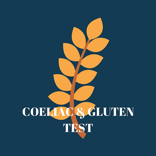 Coeliac and Gluten Sensitivity Test