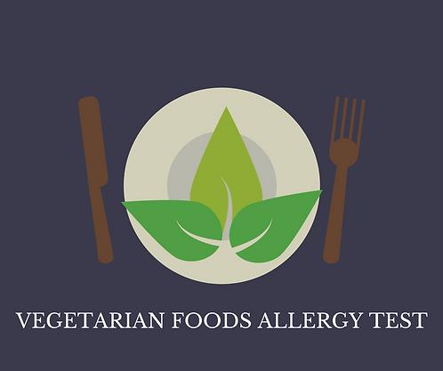 Vegetarian Food Allergy Test