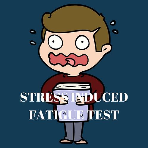 Stress & Energy Test
