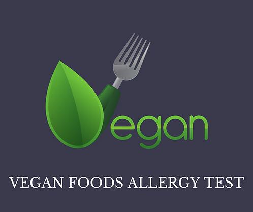Vegan Food Allergy Test