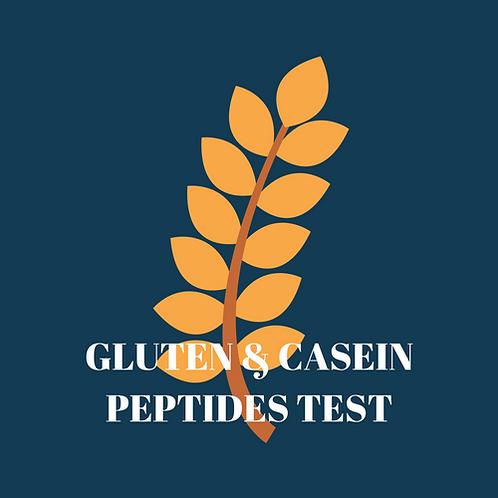 Gluten and Casein Peptides Test