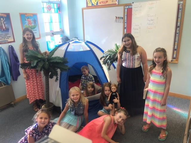 Dawn's Class2 August 15