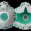 Thumbnail: FFP3 respirátor BLS ZerO 30, s ventilkem, 10ks v bal.