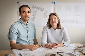 Martin Dubach Architekt und Katrin Gurtner Architektin gud Architekten