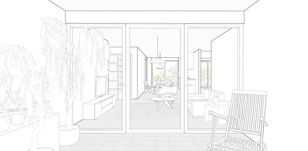 Reichenbachstrasse_Innenraum.jpg Martin Dubach Architekt und Katrin Gurtner Architektin gud Architekten