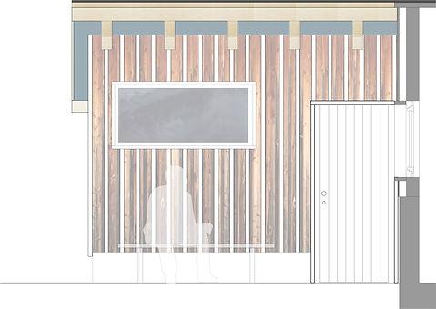 Nussbaum_Sauna Ansicht.jpg Martin Dubach Architekt und Katrin Gurtner Architektin gud Architekten