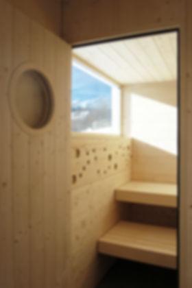 Nussbaum_Sauna.jpg Martin Dubach Architekt und Katrin Gurtner Architektin gud Architekten