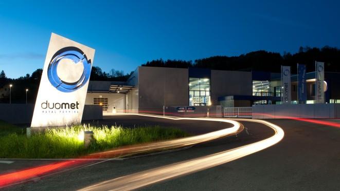 Betriebsgebäude Duomet GmbH in Ybbsitz