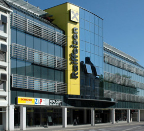 Büro Europaplatz St. Pölten