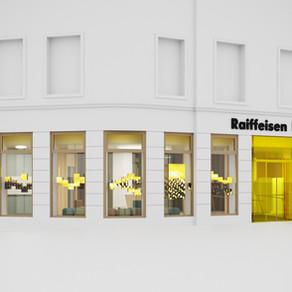 Raiffeisenbank Wien                             Filialen der Zukunft