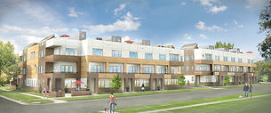 24 Jeff Park Townhomes