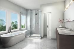 LoHi Townhomes - Master Bath